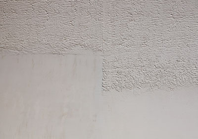 Cubrir Gotelé, Nivelar y renovar interiores pintados