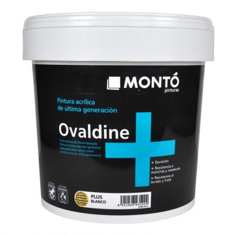 Pintura Ovaldine+Blanco